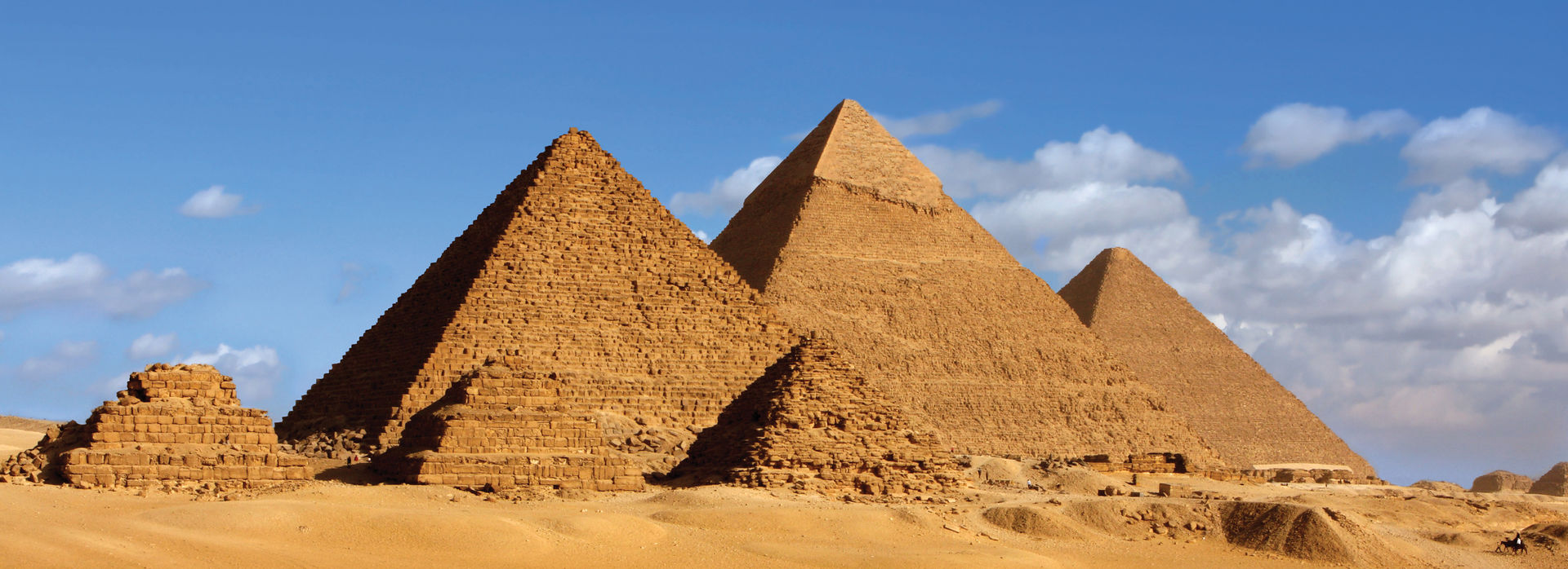 Egypt by small group tour